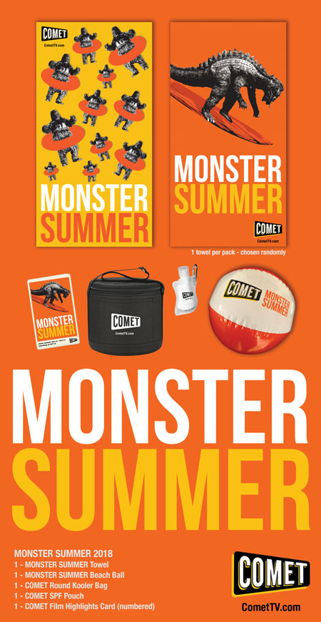 Monster summer   prize